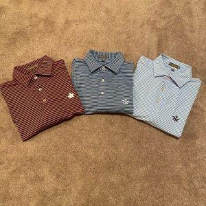 Peter Millar Shirt Bundle